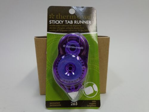 Therm O Web Sticky Tab Runner 3675 New