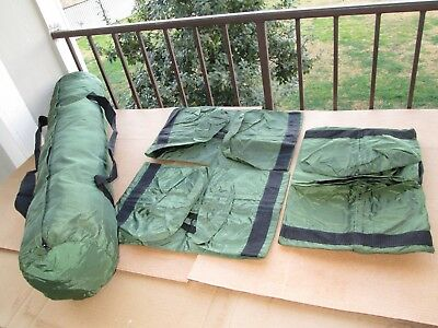 "4 PACK CAMPING Tent Sleeping Fishing Rod Gear Bag Carry Case LARGE 36""x12"""