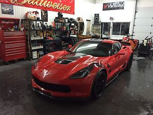 Corvette grand sport 2lt 2017 15 000km
