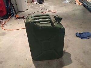Petrol diesel jerrycan Fairlight Manly Area Preview