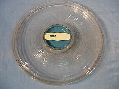IBM Clear Plastic Case 11 1/2