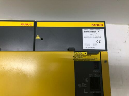 Fanuc A06b-6150-h075 Power Supply Fully Refurbished!!! Exchange Only