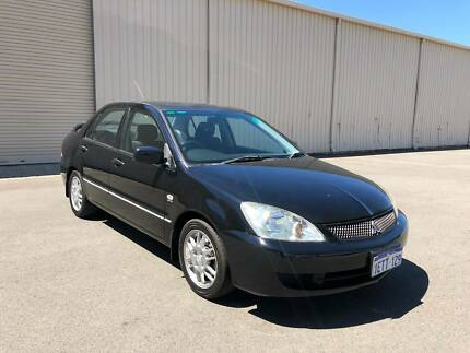 2007 MITSUBISHI LANCER  AUTOMATIC  ONE YEAR FREE WARRANTY Kenwick Gosnells Area Preview