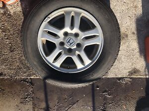 Motor master AW All season Tires with rims