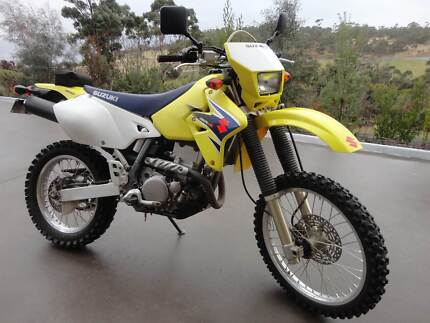 Suzuki DRZ 400E 1,000K's, Mint, LAMS Approved Road Trail, Bargain Hobart CBD Hobart City Preview