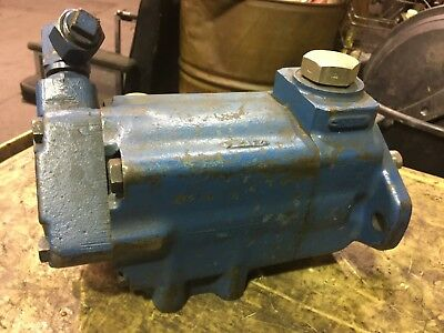Eaton Vickers Hydraulic Double Vane Pump 2120 - 2620 Vq 21c 14f