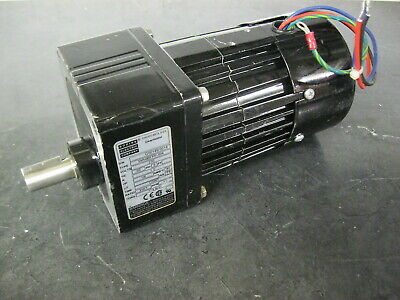 Bodine Parallel Shaft Ac Gearmotor 16 Hp 230 Vac 3 Ph 5.5 Rpm 3121 Ratio