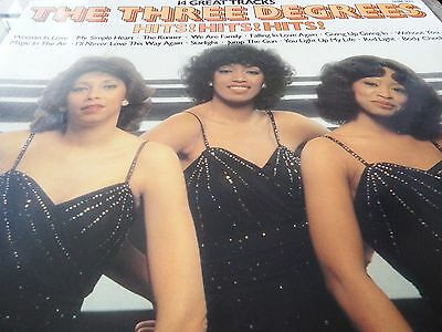 "The Three Degrees - A Collection Of Their 20 Greatest Hits 12"" Vinyl LP"