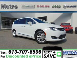 2017 Chrysler Pacifica Touring-L Plus LOADED