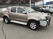 TOYOTA SR5 HILUX DUAL CAB  4x4 Fyshwick South Canberra Preview
