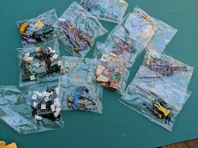 LEGO Harry Potter Hogwarts Lego pieces New from advent calendar New unopened
