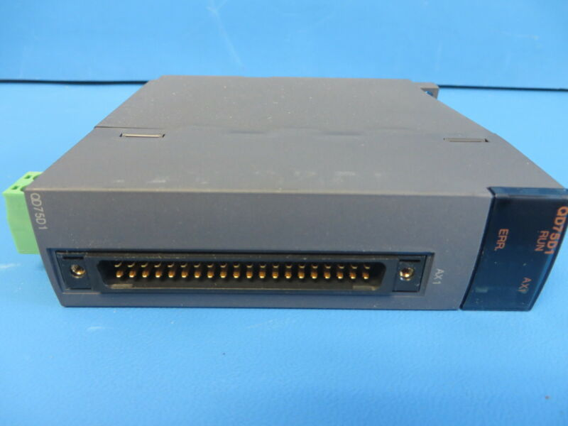 Mitsubishi QD75D1 Single Axis Positioning Module