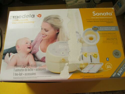 Medela Sonata Smart Breast Pump Hospital Performance Double Electric NEW OPENBOX