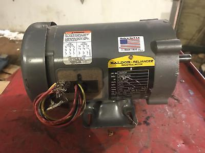 Baldor Motor Cm3537 34a62-232 56c