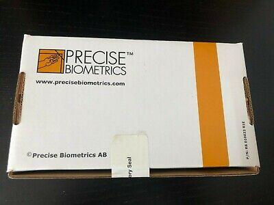 Precise 250 Series Mc Usb Biometrics Ab Fingerprint Reader Usa New Box
