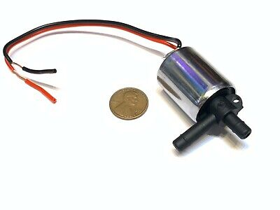 Wired Keurig 12v Pneumatic Solenoid Valve 4 Psi Shv0829 Normally Closed 316 C23