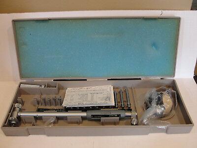 Mitutoyo 511-132 Cg-150a Dial Gauge Range 10mm Interval 0.01 Mm No Sleeve