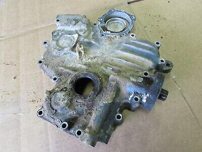 Used Genuine Kubota Front Gear Cover Wg600 Grasshopper Walker 12581-04020