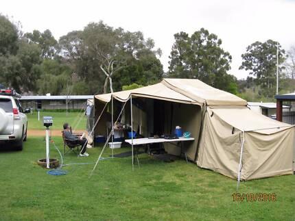 2012 Kimberley Kamper – Platinum Off-road Camper with Boat Loader