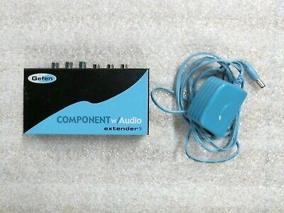 Gefen Component Audio Extender - Gefen EXT-COMPAUD-141 Component w/ Audio Extender S - 60 day warranty