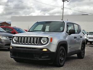 Jeep Renegade Sport 2015 PLAN OR 5/100