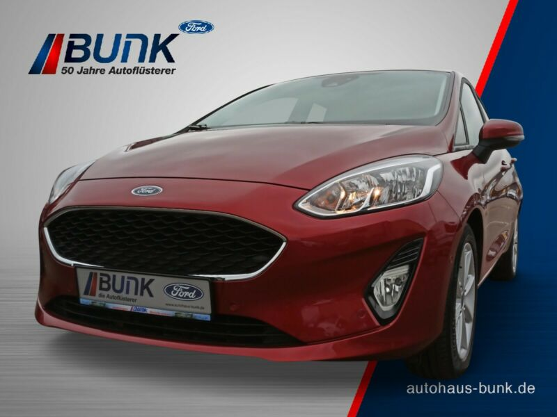 Ford Fiesta Cool & Connect 1,0l EcoBoost +Kam +Winter