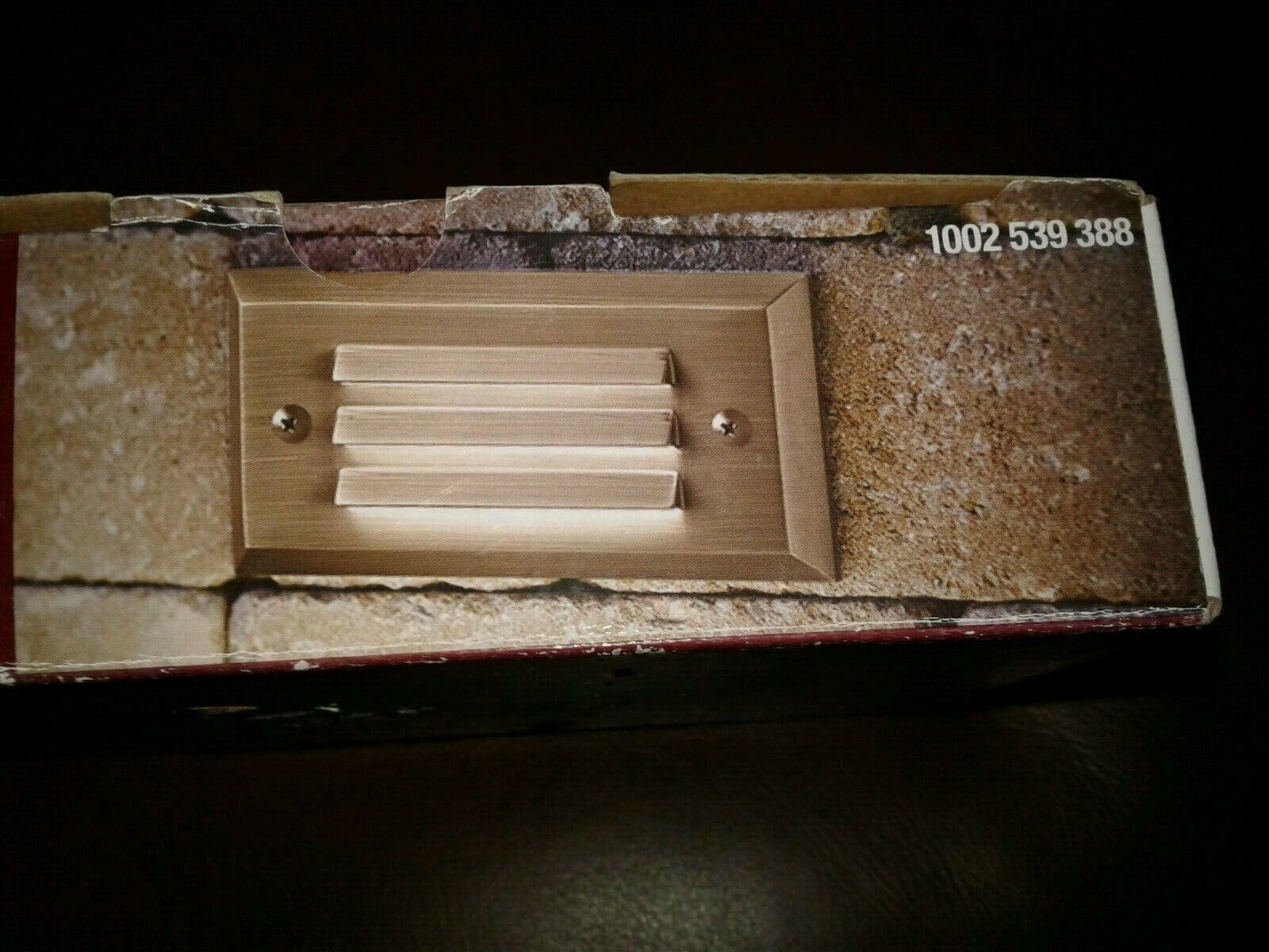 Home Decorators Collection Led Deck Step Light 1002539388 Brass Bronze 2 Watt For Sale Online