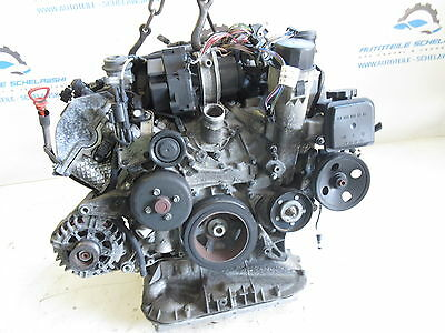 Mercedes SLK 320 R170 W170 Motor ohne Anbauteile 112947  112.947
