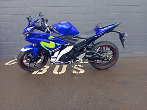 2017 Excellent condition Yamaha YZF R3 LAMS approved bike Maryborough Fraser Coast Preview