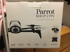 Brand new drone for sale Bebop 2 FPV