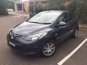 2012 Mazda 2 Neo Automatic Castle Hill The Hills District Preview
