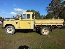 Land rover series 3 with holden 6 cylinder Sorell Sorell Area Preview
