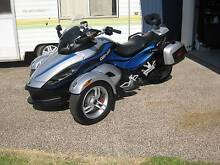 can-am Spyder RS SE5 Warners Bay Lake Macquarie Area Preview