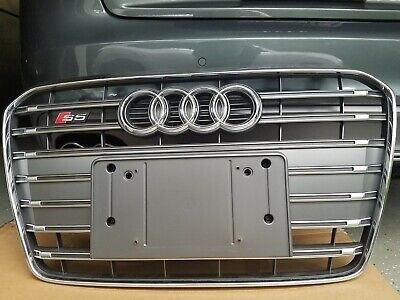 Audi OEM Grille Grill S5 A5 8T0-853-651-P-1RR  2013-2017 used complete