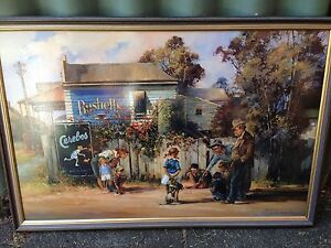 """D'Arcy W Doyle """"The  Big Ring"""" framed print South Perth South Perth Area Preview"""