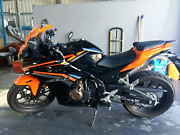 2016 CBR 500 Low kms Imaculate Ulverstone Central Coast Preview