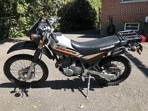 Kawasaki Super Sherpa 250cc 2005
