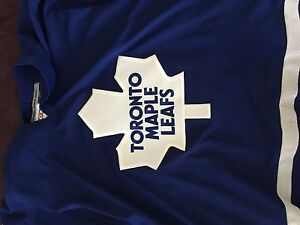 Signed Toronto Maple Leafs jersey Curtis Joseph