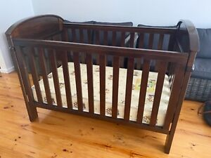 Boori Madison 3 in 1 Cot - Country Collection
