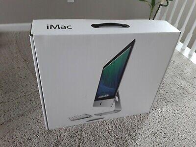 "Apple iMac A1418 21.5"" Desktop - 1TB HDD, 8GB RAM (Mid 2014) - Catalina OS"