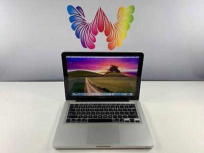 Apple MacBook Pro 13 Pre-Retina i5 UPGRADED ~ 16GB RAM 500GB ~ 2 YEAR WARRANTY ~