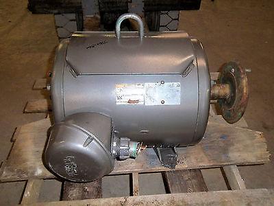 Lincoln 75 Hp 365t 208230460 Volt Electric Motor 1775 Rpmlinc
