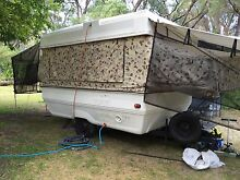 Chesney pop up camper Doubleview Stirling Area Preview