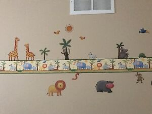 Peel and stick wall sticker
