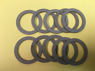 Lot Of 10 Case C Cc Dc Sc 400 730 830 Tractor Sediment Bowl Gasket 2-18 A11203