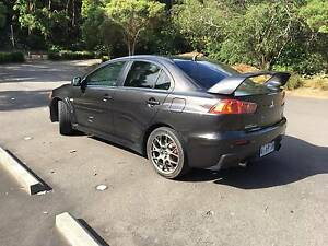 Built Gearbox EVO X MR. Low Kms Northbridge Willoughby Area Preview
