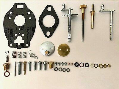 Ford 800 Series Major Tractor Carburetor Repair Kit Tsx593 Tsx706