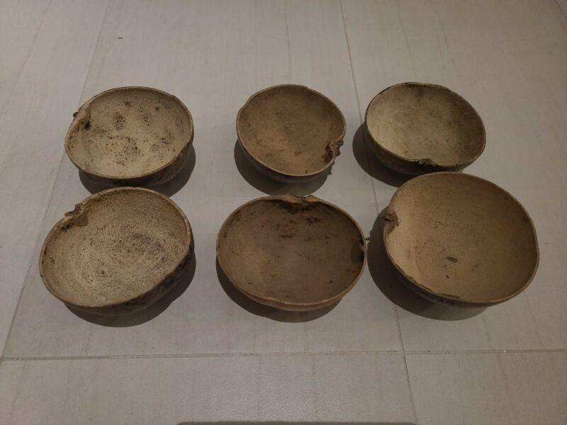 JICARAS JICARA DE MOYURBA (6) religion yoruba ifa orunmila orula santeria