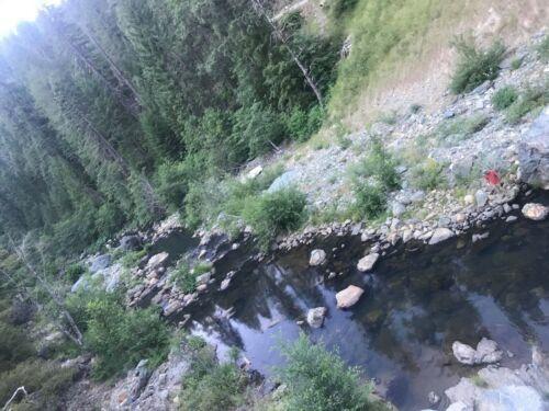 60-acre Placer Mining Claim on Slate Creek, LaPorte California. HUGE GOLD!!!
