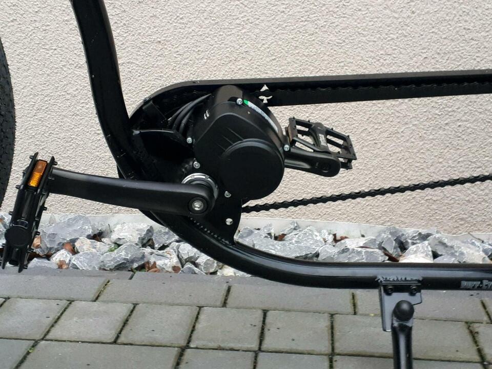 "NEU RUFF CYCLES ""Ruffian Edition"" e Bike, PEDELEC, Cruiser, in Soest"